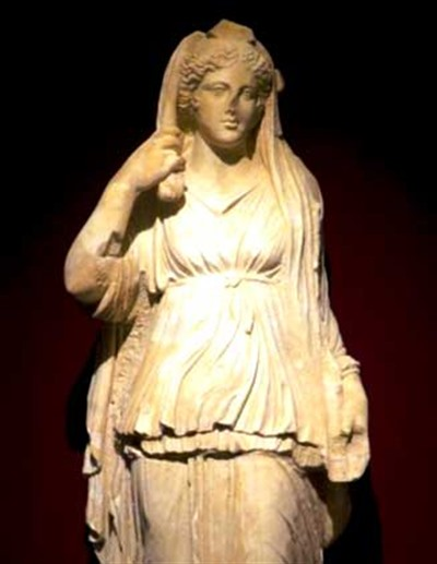 MILLENNIA OLD GODDESSES OF ANTALYA
