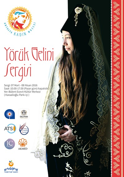 YÖRÜK BRIDE´S EXHIBITION